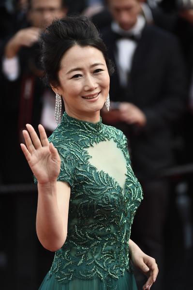 中国大陆女星赵涛。(Ian Gavan/Getty Images)