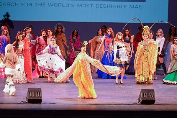 世界小姐加拿大区决赛(Miss World Canada)5月16日在温哥华举行,多伦多华裔女孩Anastasia Lin大脱颖而出,荣获冠军。(大纪元)