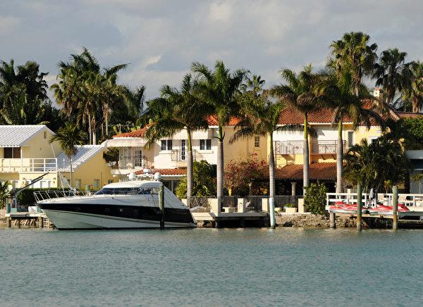 大量來自拉美國家的資金推動了邁阿密豪宅市場。(fotolia)