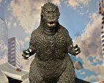 日本科幻经典《哥吉拉》被好莱坞翻拍大获成功,如今却陷入版权争议。(Gettyimages)