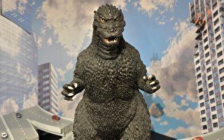 """日本恐龙""""哥吉拉""""走红好莱坞 原创争版权"""