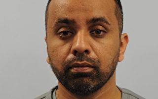 """伊拉克战争期间的""""炸弹专家""""萨达尔(Anis Abid Sardar),5月22日在伦敦落网。(HO/AFP)"""