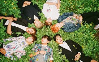 BTS防弹少年团《花样年华 pt.1》宣传照。(环球唱片提供)