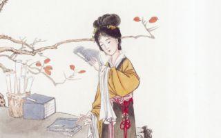 """红线色艺俱佳,通晓经史,却在主公忧愁幽思之际,以一身仙术消弭征战,留下""""红线盗金盒""""的古今奇谈。(大纪元图片库)"""