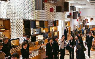 中国人奢侈品消费占全球1/3  海外购买多