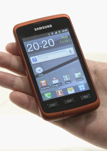 Android开发工程师专为Android装置开发应用程序,从小公司到大企业都希望有自己的移动App。(Sean Gallup/Getty Images)