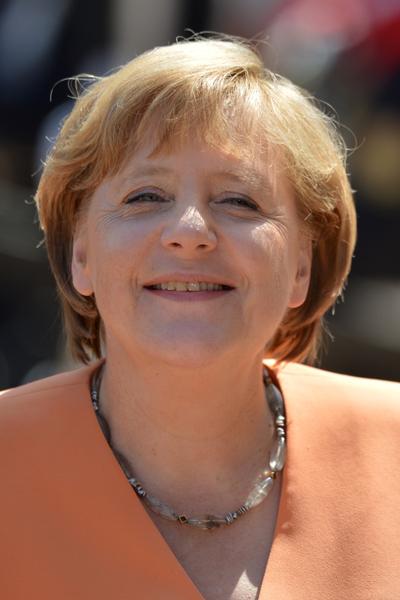 德国总理梅克尔。(AFP)