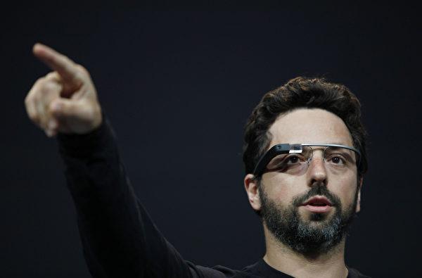 成立谷歌当年,谢尔盖‧布林(Sergey Brin)还是名斯坦福大学的博士生。(Kimihiro Hoshino/AFP)