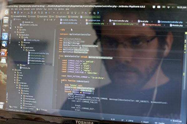工程部副总带领并管理开发产品的软硬件工程师。(Joe Raedle/Getty Images)