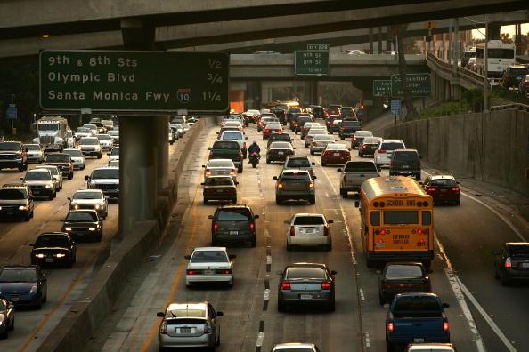 加州的聖貝納迪諾(San Bernardino)是全美最不適合找工作的城市。(David McNew/Getty Images)