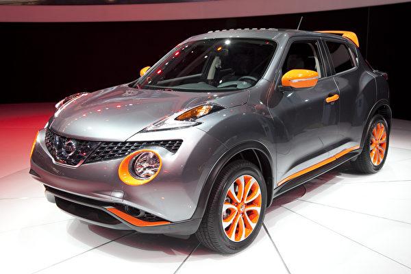 日产Nissan Juke。(季媛/大纪元)