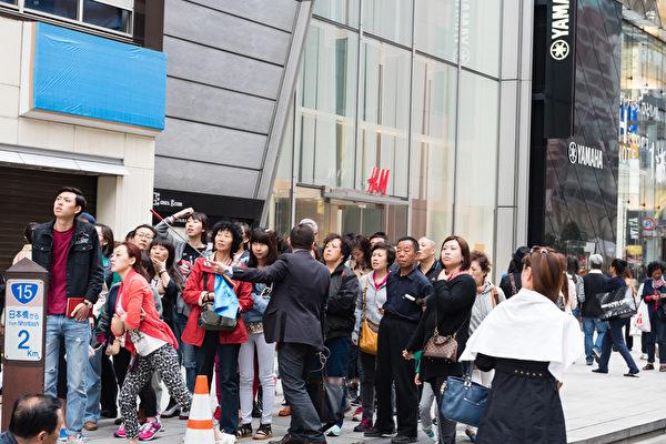 日本2015旅遊白皮書出爐 中國人購物最多