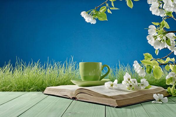 心静自然凉。夏至养心要神清气和,快乐欢畅,心胸宽阔。(Fotolia)