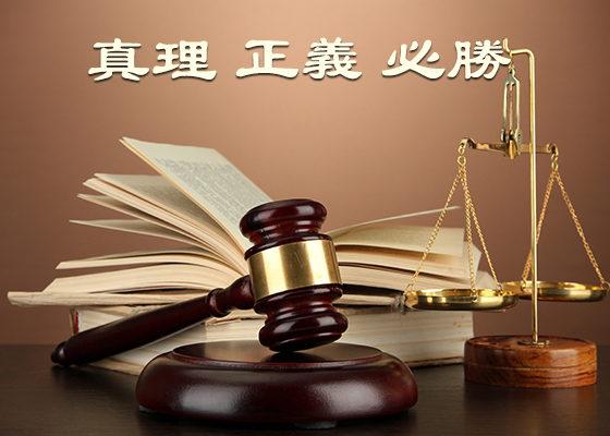 上海民众声援诉江潮:汉奸领导中共绝妙讽刺