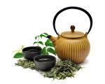 中国龙井绿茶(fotolia)