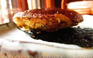 【玩料理】豪大香菇鮪魚堡