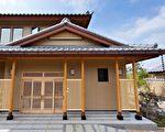 铃木健康日本团队在台湾所盖的木造屋。(图:铃木健康绿营造提供)