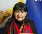 Julia Perie是阿根廷的一位聯邦眾議員。她於6月11日晚在阿根廷首都布宜諾斯艾利斯的Opera劇院觀看了神韻舞劇團的《西遊記》演出。(新唐人)