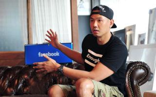 陈建州开超跑滑手机被拍 错误示范急道歉