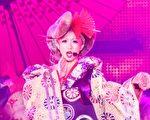 台灣流行音樂史上第一次,倖田來未舉辦衣裝展。(avex taiwan提供)