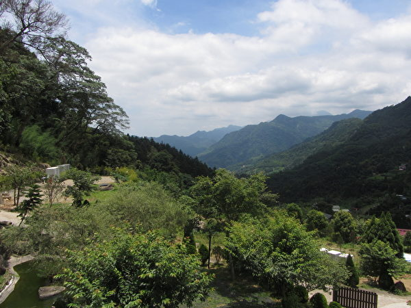 马胎仙境风景。(林宝云/大纪元)