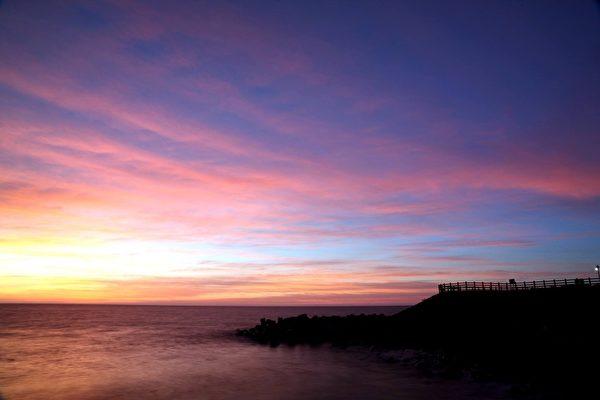 十七公里海岸知名景點之一。(新竹市政府提供)