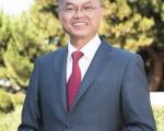地產律師陳建友也是加州地產執照經紀。(馬有志/大紀元)