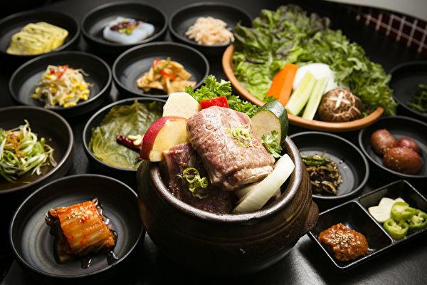 missKOREA將韓國宮廷料理再現曼哈頓(大紀元圖片庫)