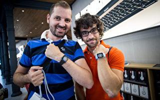 苹果手表申请摄像头专利 二代元件大采购
