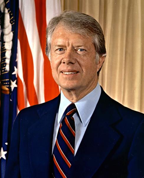 卡特總統曾經營農場。(維基百科公共領域)