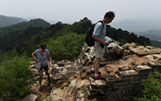 中国长城逐渐消失 1962公里已消失