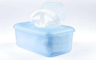 不可不知 湿纸巾隐藏有害健康成分