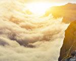 山洞裡的神仙世界