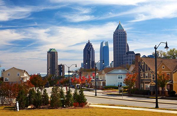 佐治亞州亞特蘭大(Atlanta, Ga.)(Fotolia)