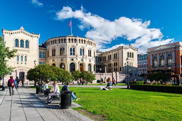 奧斯陸是挪威首都,坐落在奧斯陸峽灣北端的山丘上,面對大海。(fotolia)