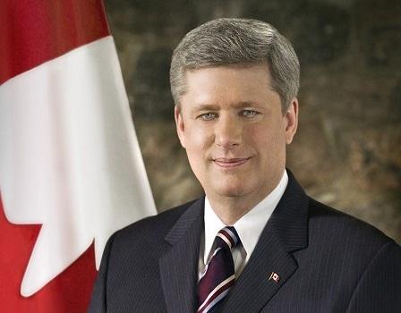 迄今為止,加拿大總理斯蒂芬‧哈珀(Stephen Harper)已連續第10年為法輪大法日發出賀信。(加拿大政府辦公室)