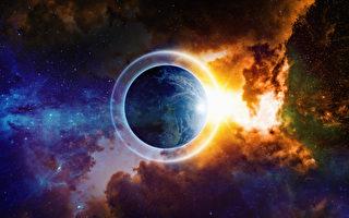 地球是受保护罩包围的空间(如大气层、磁场等等)。(fotolia)