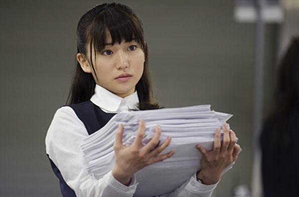 大岛优子此次票选获得第十名。(采昌国际多媒体提供)