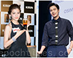 吳千語(左)下月與李敏鎬(右)將合作電影。(宋祥龍、陳柏州/大紀元合成)