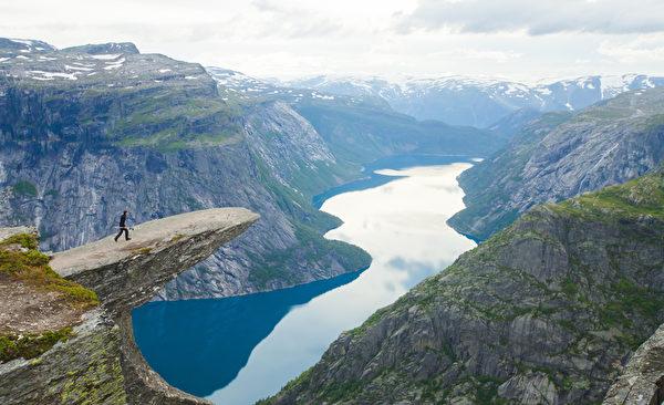 挪威名列全球声誉最佳的国家第二名。(Fotolia)
