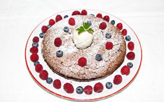【梁厨美食】焗法式朱古力蛋糕