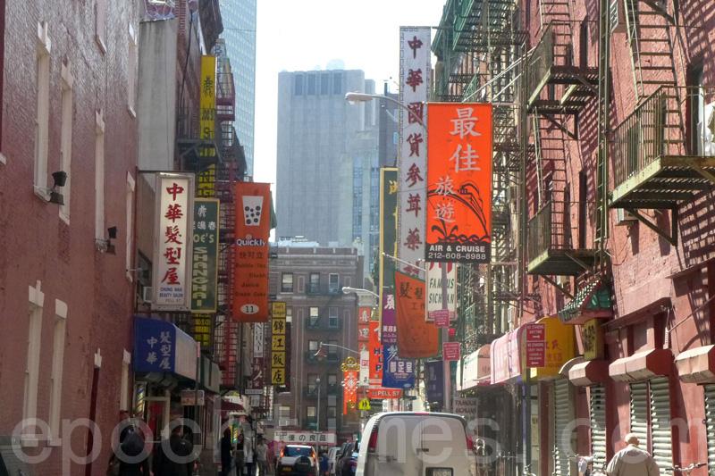 """多伦多""""唐人餐""""北美第一 纽约中餐馆急需摆脱""""外卖""""形象"""