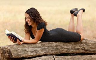 一個人時 閱讀是最好的娛樂