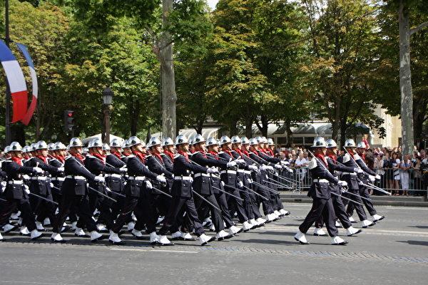 消防队军官高等学院。(叶萧斌/大纪元)