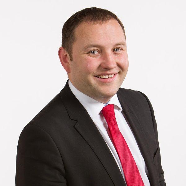 愛丁堡南部議員伊恩‧默里(IAN MURRAY MP)