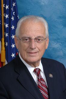 新澤西州聯邦眾議員小比爾‧帕西切羅(Bill Pascrell)(網絡圖片)