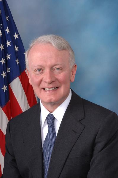 新澤西州聯邦眾議員林奧納多‧蘭斯(Leonard Lance)(網絡圖片)