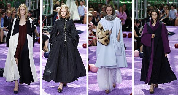 2015/2016巴黎秋冬高级定制时装周一览之迪奥(Christian Dior)(大纪元合成/Getty Images)