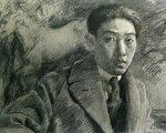 2015年7月19日,是现代中国绘画之父徐悲鸿诞辰120周年纪念日。他是中国杰出的画家和美术教育家。他常画的奔马、雄狮、晨鸡等,给人以生机和力量,表现了令人振奋的积极精神。图为徐悲鸿自画像。(网络图片)