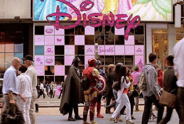 《漫威:超級英雄王國》迪士尼以42.4億美金的驚人天價收購漫威。(得藝國際媒體提供)